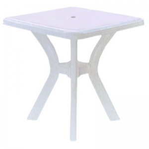 FG-I-12530  Plastic square table